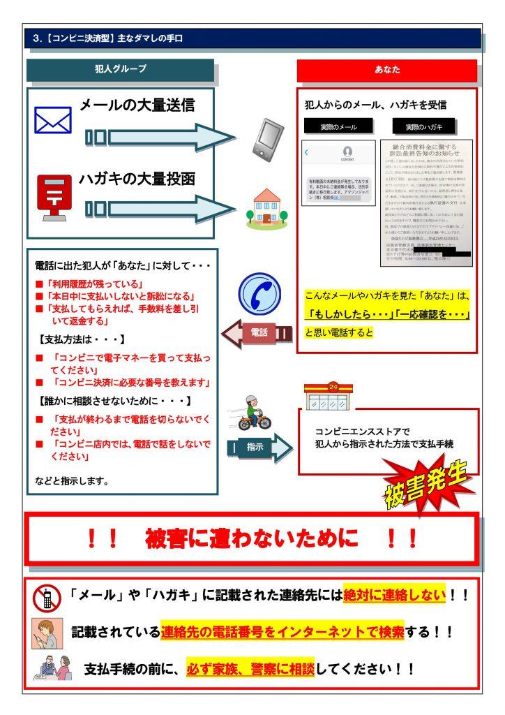 地帯ニュース「コンビニ」2
